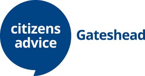 Citizens advise gateshead logo