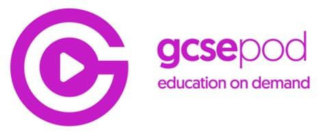 GCSE Pod logo for testimonials